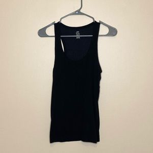 Tops - Soft black tank top